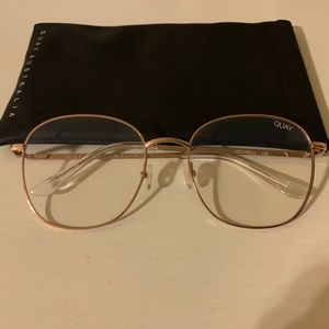Quay Australia Bluelight Glasses